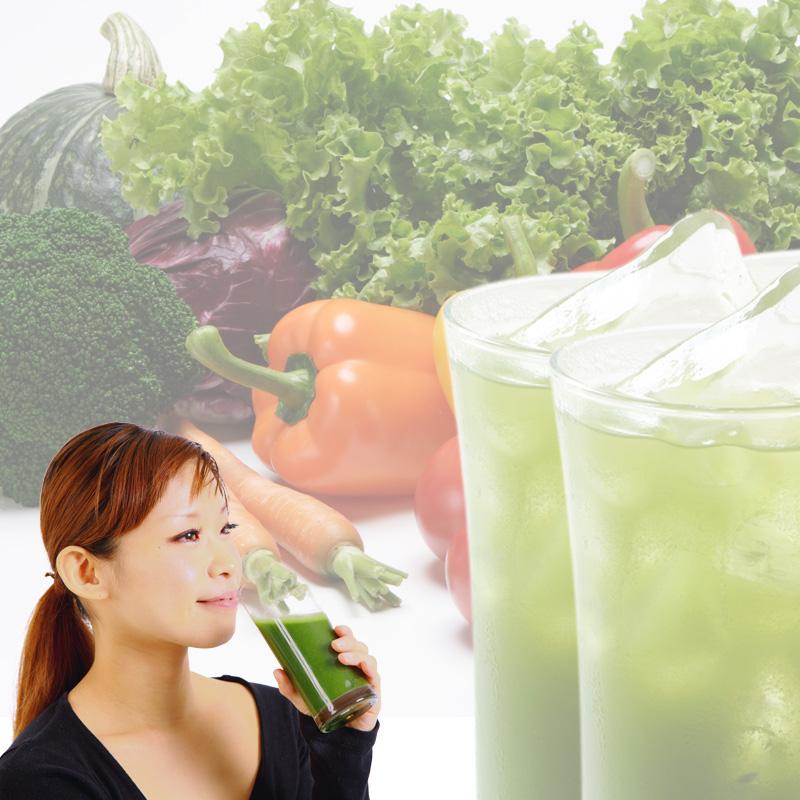 【青汁畑】北海道の食べ物に含まれる青汁成分