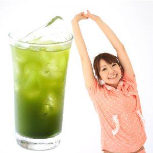 飲みやすい青汁でダイエット