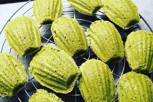青汁畑を「お菓子」として味わうレシピ集